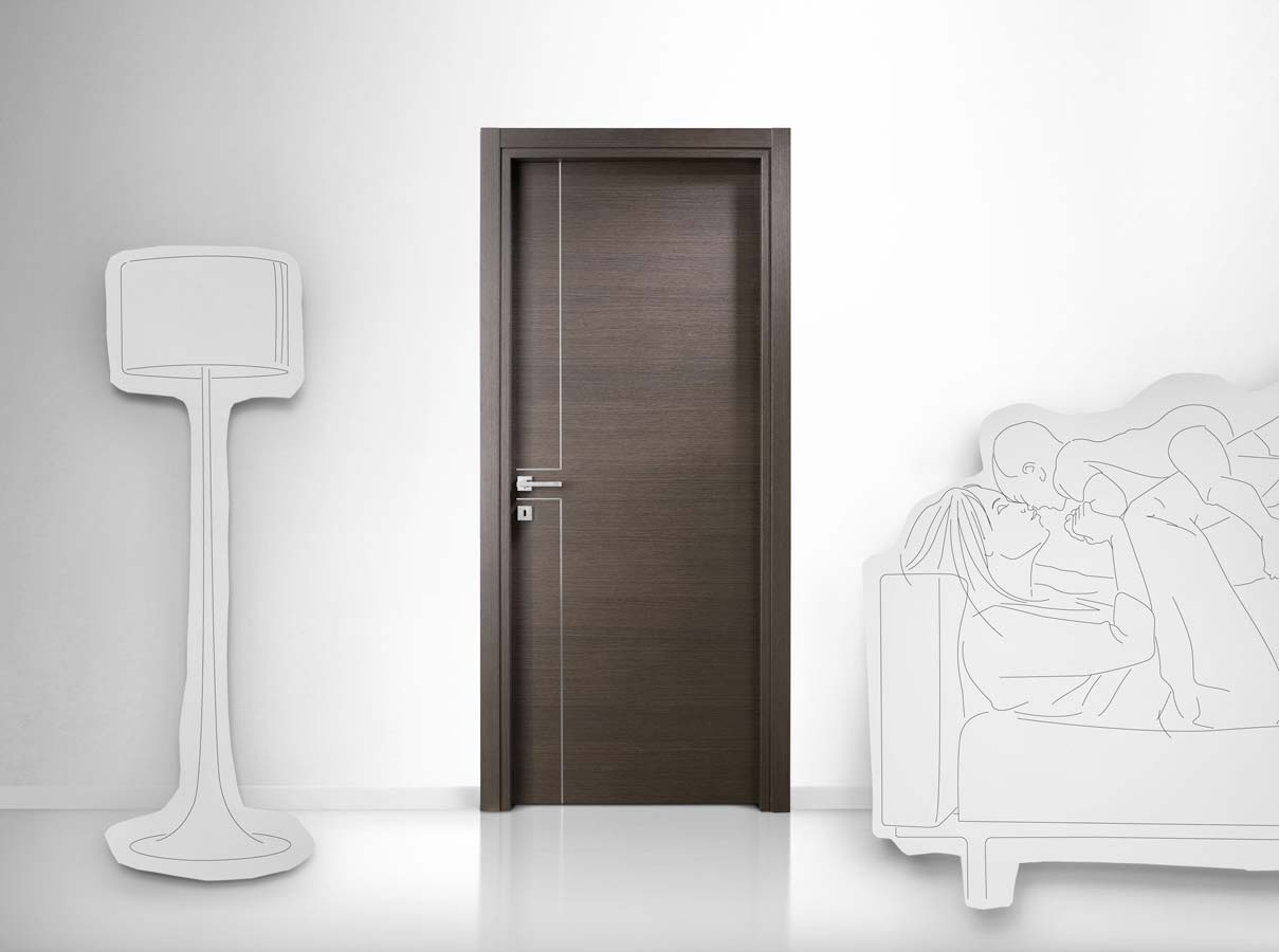 Porte interne pisani porte for Porte logic and