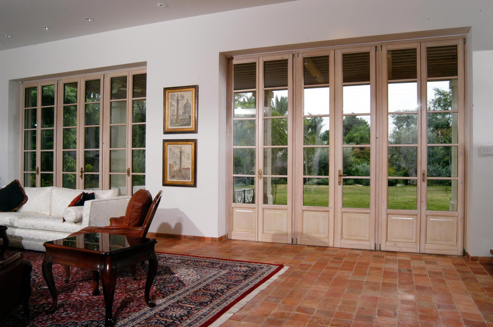Serramenti pavia infissi per finestre pisani porte - Finestre stile americano ...